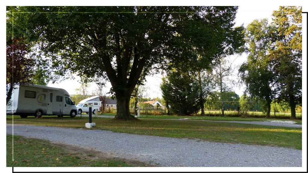 camping du Moulin de Prissey